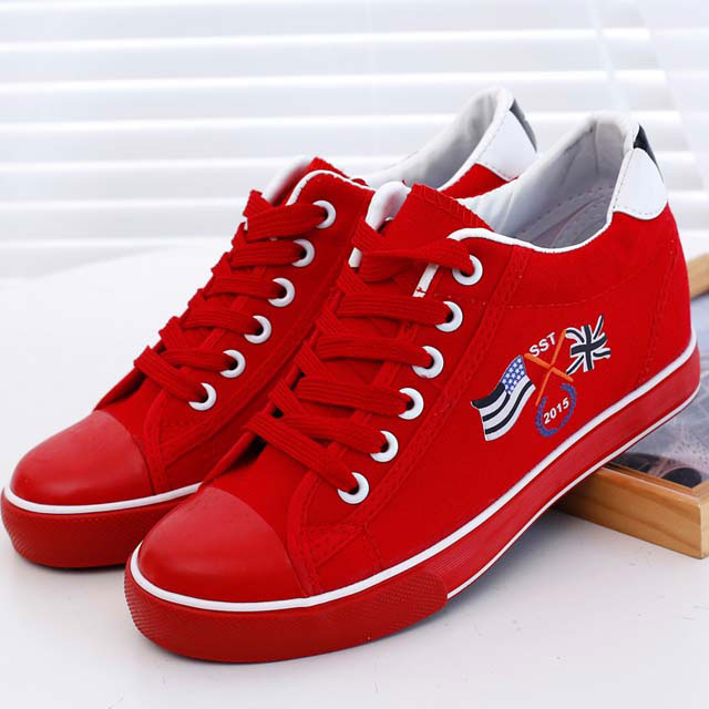 New fashion For Women cheap online Canvas Shoes walking ...