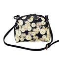 New Fashion Shoulder Bag Women Printing Shoulder Bag Leather Purse Satchel Messenger Bag Super Deal Messenger
