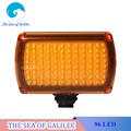 NEW 96 LED Photo Light on Camera Video Hotshoe LED Lamp Lighting for Camera DSLR with