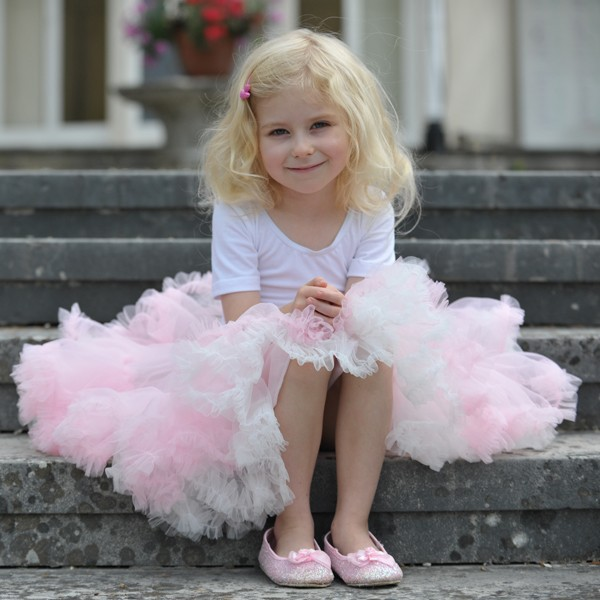 Kids Designer Clothes Outlet hot wholesale petticoat kids