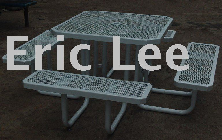banco de jardim metal : banco de jardim metal:Bench Picnic Table and Chairs Patio Furniture