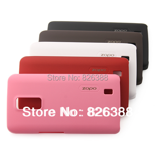 ZOPO 300 Original Protective Back Case for ZOPO Field ZP300 ZP300+ Smart Phone Free Shipping(China (Mainland))