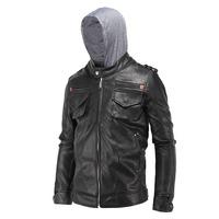 Китайский размер m-3xl мода бренд лоскутное одеяло мужские черные случайные смесей Пальто и куртки двойной грудью peacoat slim casaco словаре