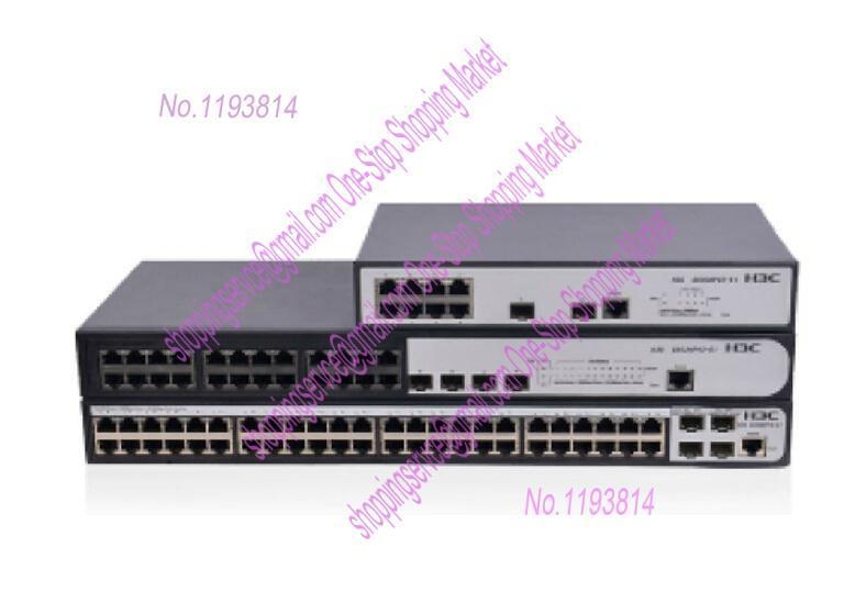 H-3-C S5008PV2-EI 8+2 Optical Port Managed Gigabit Switch 1000M Port Mirroring(China (Mainland))