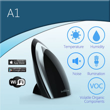 Broadlink Air Smart A1 E-Air Air Quality Detector Testing Air Humidity PM2.5 Smart Home Automation Air Purifier(China (Mainland))