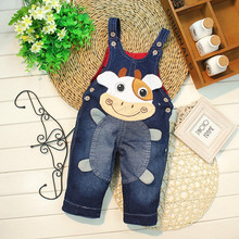 Spring 2015 kids overall jeans baby clothes newborn roupas bebe denim overalls jumpsuits for toddler/infant boys girls bib pants