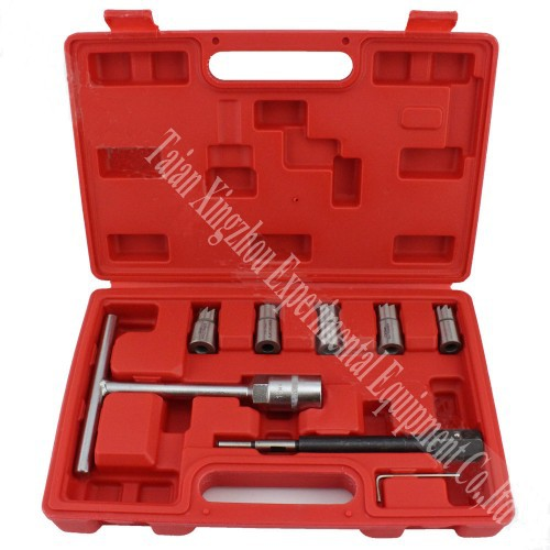 7 pics diesel engine injector seat cutter tools set(China (Mainland))