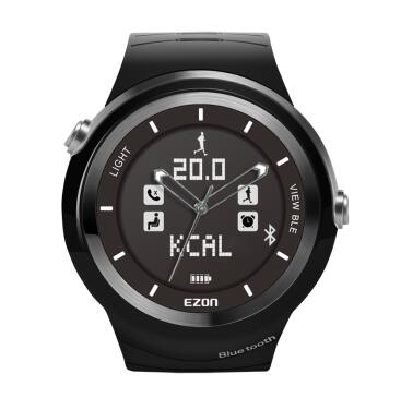 Sports watch Original Ezon S3 running Step gauge 5ATM phone remind Motion records Pointer digital display  free shipping