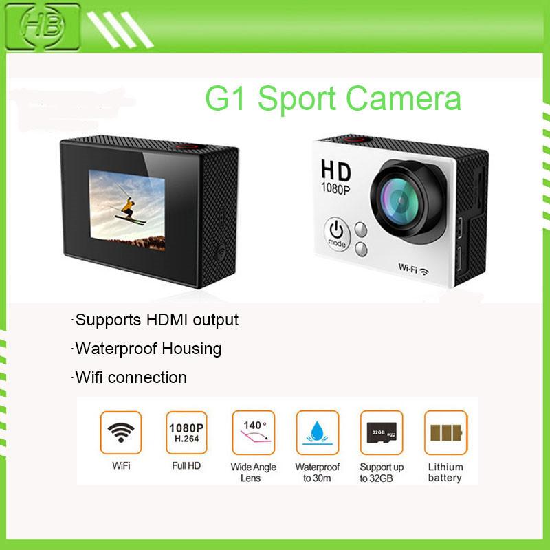 Action Camera Diving Full HD DVR DV original SJ7000 Mini 30M Waterproof extreme Sport Helmet 1080*720P G-Senor Camcorder DVR(China (Mainland))