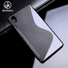 Buy Soft silicon Tpu Phone Cover Case Sony Xperia M4 Aqua E2303/Z5 Compact Z5 Mini/X Compact X Mini /C S39h C2305 Case cover bag for $1.38 in AliExpress store