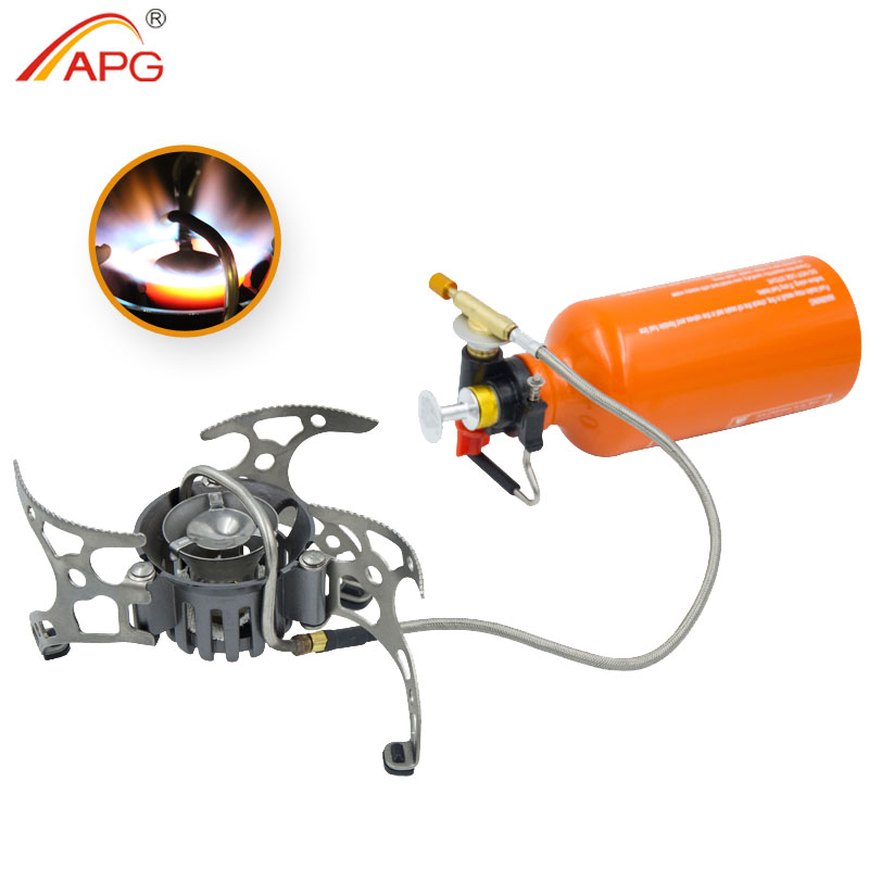APG 2016 newest outdoor kerosene stove burners and portable oil&gas multi fuel stoves(China (Mainland))