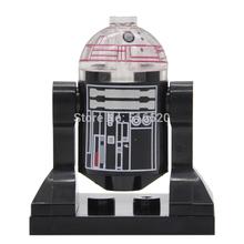 Star Wars 7 Robot Minifigures Single Sale Building Blocks The Force Awakens Starwars Sets Models Figures Bricks Toys