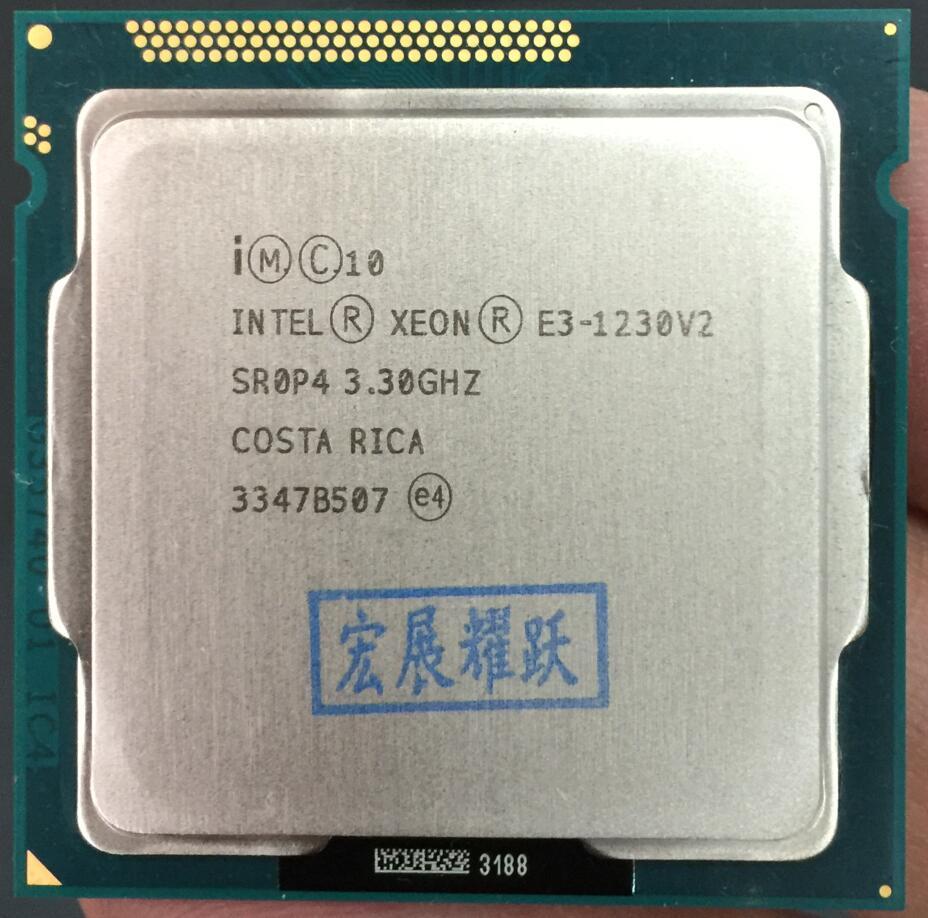 Интернет магазин товары для всей семьи HTB1ZpbQPFXXXXXCXXXXq6xXFXXXE Процессор Intel Xeon E3-1230 v2 E3 1230 v2 кабельный адаптор Процессор четырехъядерный процессор LGA1155 Desktop Процессор