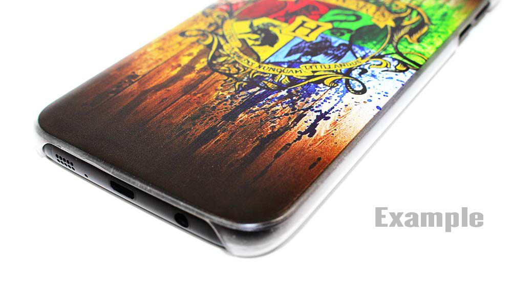 Psy Trance Heart Macarons Clear Case Cover Coque Shell for Samsung Galaxy S3 S4 S5 Mini S6 S7 Edge Plus