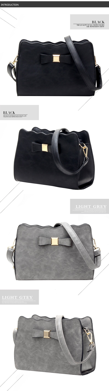 Women's Shoulder Bag Handbag New Boom Spring Type Inclined Hand Edition Restore Ancient Ways Small Bowknot Crossbody
