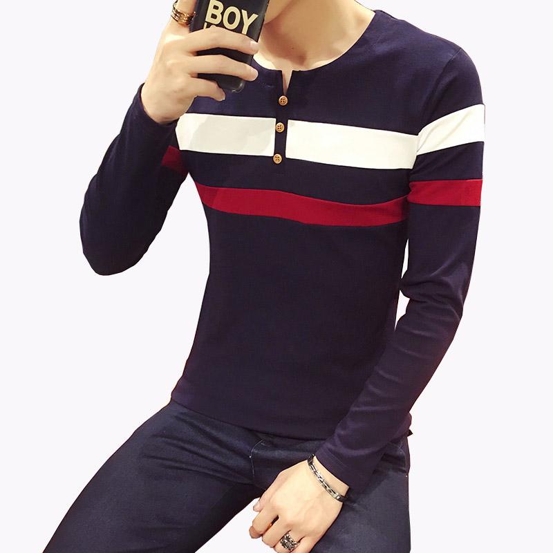 Buy New 2016 Autumn Men 39 S T Shirt Fashion