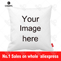 DIY Image photo Print Custom Cushion Linen Cotton Canvas High Quality Home Decorative Throw Pillow Decorate