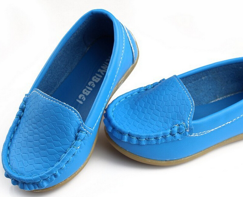 Wholesale And Retail 2015 Spring Festival Children Shoes Boys And Girls Shoes Ship The Size 21 - 36(China (Mainland))