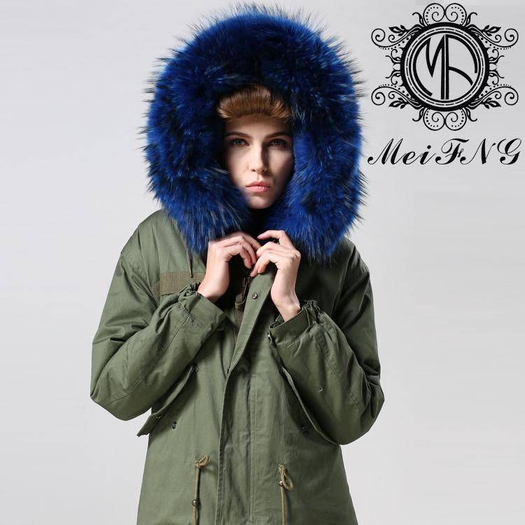 2015 full blue mink furs women fashion large coat mr mrs unisex M001-11 - Guangzhou Armiar Fur Parkas Store -- Meifng Brand store