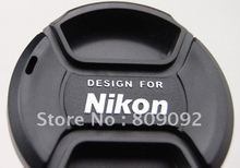 72mm Universal Professional Lens Cap Cover for Nikon