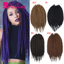 14 Inch Crochet Box Braids : box braids crochet braid havana mambo twist synthetic hair extensions ...