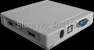 Stock clearance pc-station Ncomputing L230 with usb and microphone port thin client 24 bit color widen screen supported(China (Mainland))