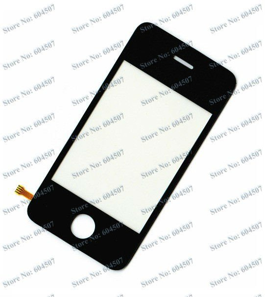 Lot 20pcs New Black Original Touch Screen For SciPhone I9+++ Phone(China (Mainland))