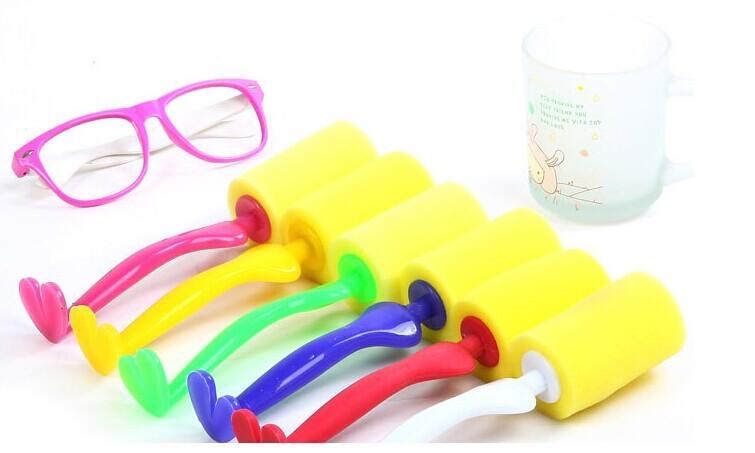 бутылочка baby 5шт/лот джентльмен Губка & Кубок & посуда, щетки смешать цвет домашней кухне продуктов розничной