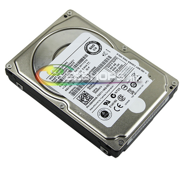 New for Dell 5R6CX Toshiba MBF2600RC 600GB 600 GB HDD Hard Drive 1000 RPM 16MB SCSI SAS 2.5 6Gbps SFF Server Enterprise Drives<br><br>Aliexpress
