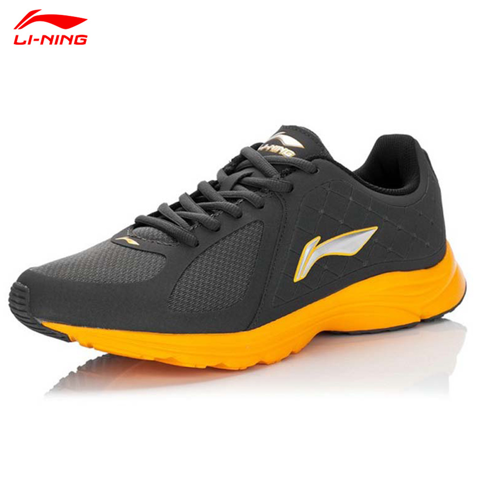 Li-Ning Men light Weight Running Shoes Breathable Man Outdoor Running Sports shoes Lining ARBG047