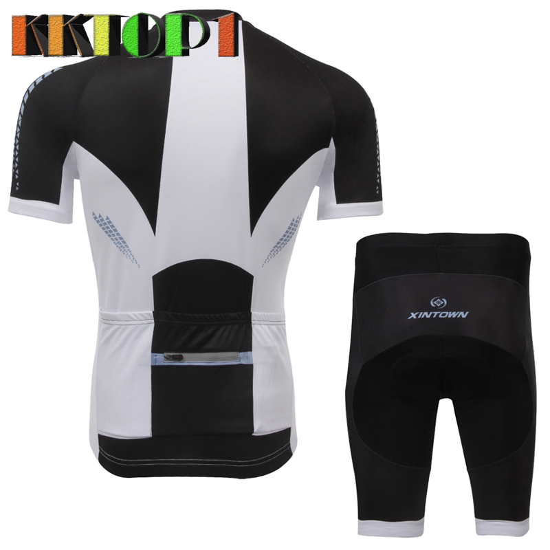 Quick-Dry Pro Breathable Cycling Clothing/Cycling Jerseys And Bib Shorts Kit /Ropa Ciclismo Short Sleeve Cycling MTB Bicycle<br><br>Aliexpress