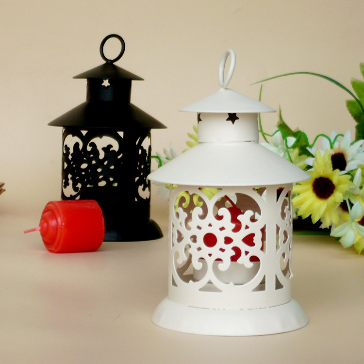 Moroccan style lantern candle holder metal for Patio Indoors/Outdoors Events Parties Weddings(China (Mainland))