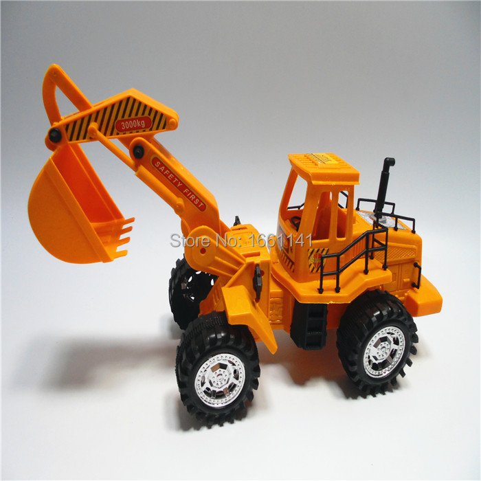2015 new free shipping Large engineering vehicles excavator excavator model dumpers bulldozers inertia toy cars for children ATV(China (Mainland))