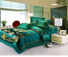 Bedding sets luxury wholesale price romantic bedspreads king queen size bedclothes bedding(China (Mainland))