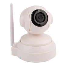 1.0MP Wireless WiFi Home Security IP Camera CCTV Night Vision Two Way Audio Accessories(China (Mainland))