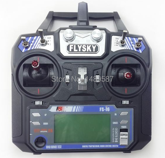 Newest Flysky FS-i6 FS I6 2.4G 6ch RC Transmitter Controller w/ FS-iA6 Receiver For RC Helicopter Plane Quadcopter Glider(China (Mainland))