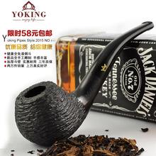 Сопряжение calamander древесины курительная трубка ручной скульптура табак подарков браяра