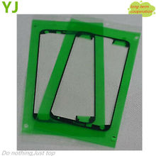 50 pieces/lot HK Free shipping for OEM Front Housing Frame Adhesive for Samsung Galaxy S5 G900 i9600 G900F(China (Mainland))