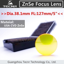 Buy Dia 38.1MM USA Imported ZnSe CO2 laser lens FL 127mm mental laser cutting machine for $320.00 in AliExpress store