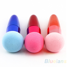 Colorful Cosmetic Makeup Brushes Set Liquid Cream Foundation Sponge Brush