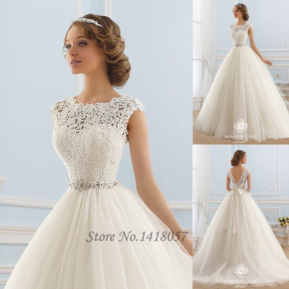 Vintage boho wedding dress princess lace bride dresses v for Wedding dress with lace back