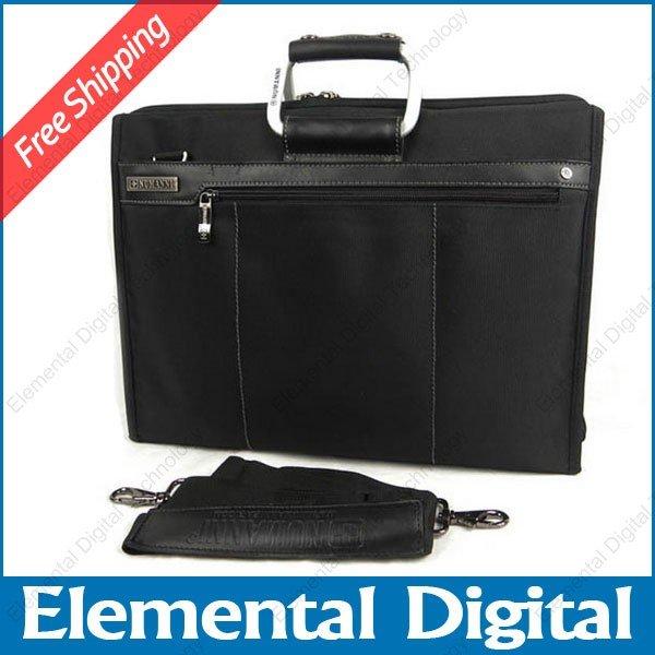 Top quality Numanni Men's briefcase 880# 15 inch Laptop Handbag Messenger bag with Metal handle Classic Design,Free Shipping(China (Mainland))