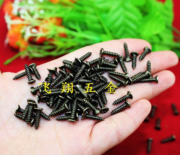 Гаджет  2014 new Wholesale Wooden Jewelry box Metal Self tapping Screw Computer case screws m2 2*5/6/8/10mm 100pcs/lot  Freeshipping None Аппаратные средства