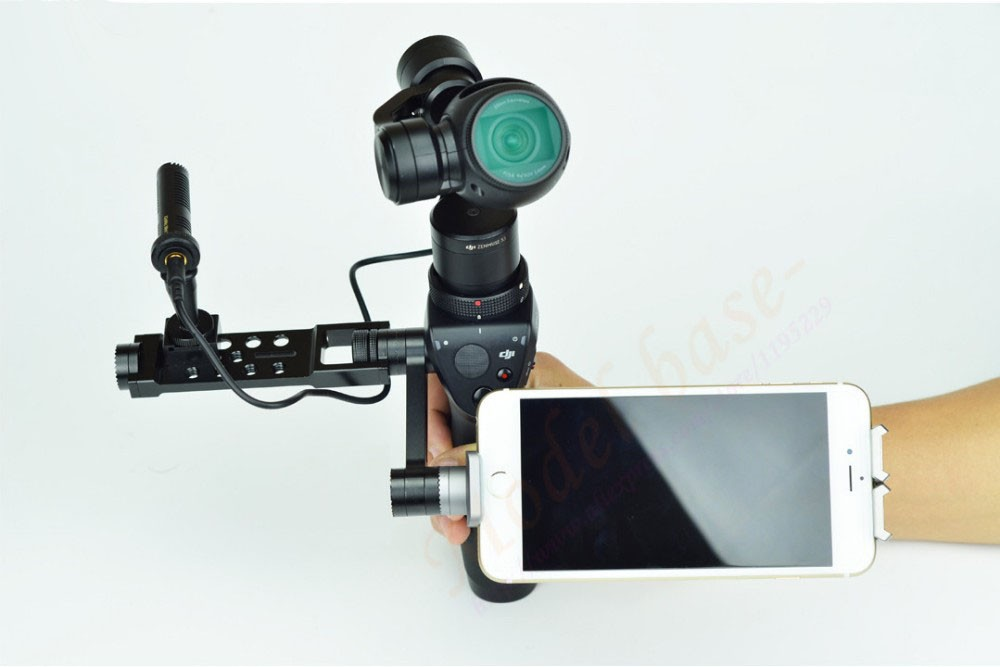 DJI Osmo Straight Extension Arm For 4K Camera 3-Axis Handheld Gimbal Parts 5 Newly Coming Fast Shipping