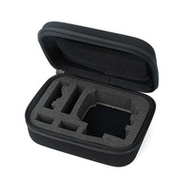 Travel Bags Storage Protective Photo Bag Hard Case To Camera For GoPro Go Pro Hero 4 3 2 1 Sj4000 Accessories