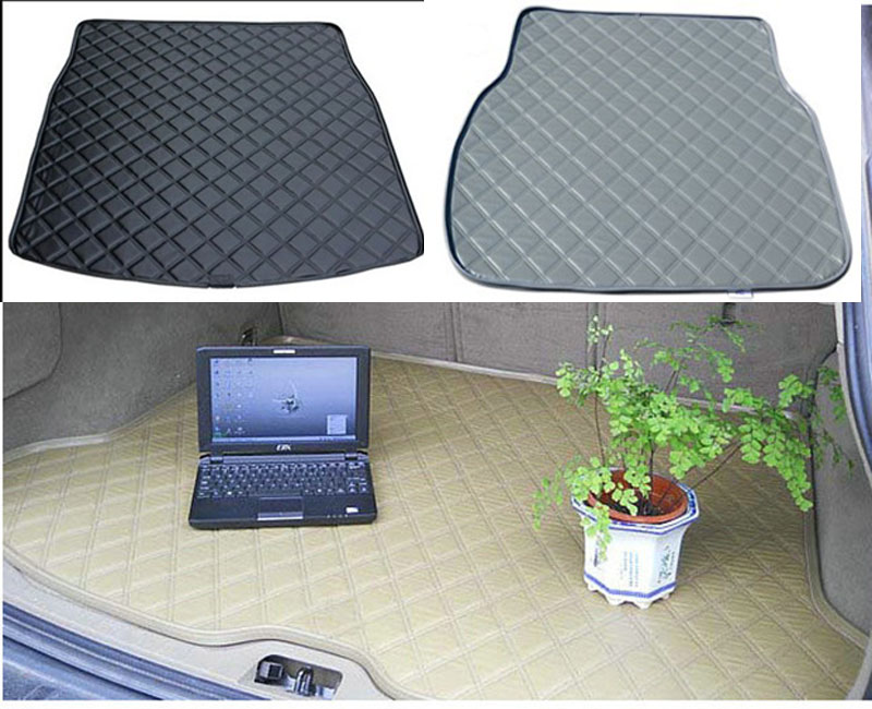 Wholesale+ Free shipping for Renault Fluence trunk mat   renault  Fluence  special car leather trunk mat  waterproof mats<br><br>Aliexpress