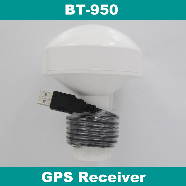 USB GPS receiver,USB connector,USB level,Mushroom-shaped waterproof case,BT-950,replace BU-353S4(China (Mainland))