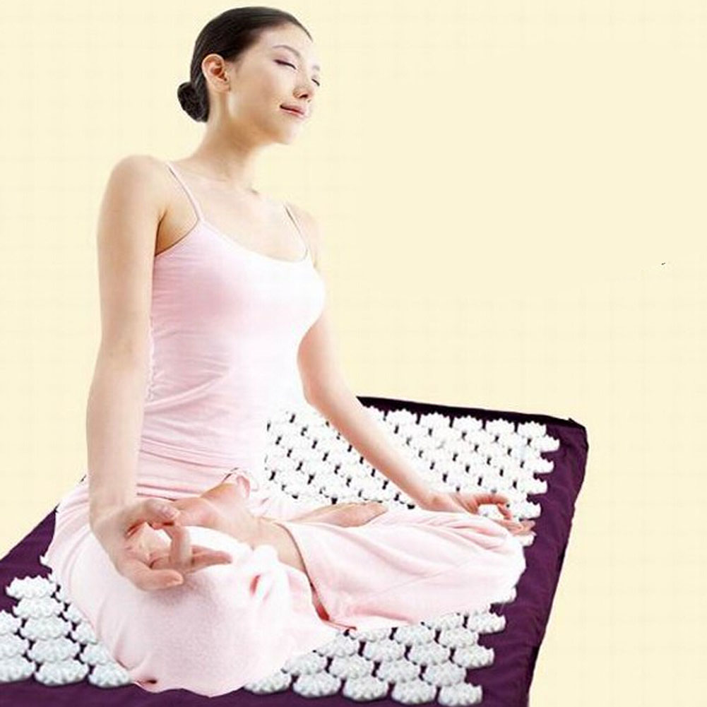 Hot Acupressure Massage Mat for Back Foot Massage Pain Relief Health Care Massager Cushion Relieve Stress Yoga Mat Drop Shipping  Hot Acupressure Massage Mat for Back Foot Massage Pain Relief Health Care Massager Cushion Relieve Stress Yoga Mat Drop Shipping  Hot Acupressure Massage Mat for Back Foot Massage Pain Relief Health Care Massager Cushion Relieve Stress Yoga Mat Drop Shipping