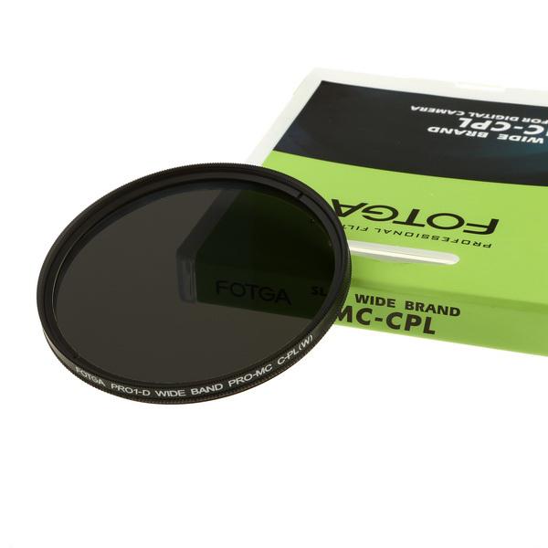 FOTGA 52mm PRO1-D Super Slim Multi-Coated MC CPL Circular Polarizing Lens Filter for free shipping<br><br>Aliexpress
