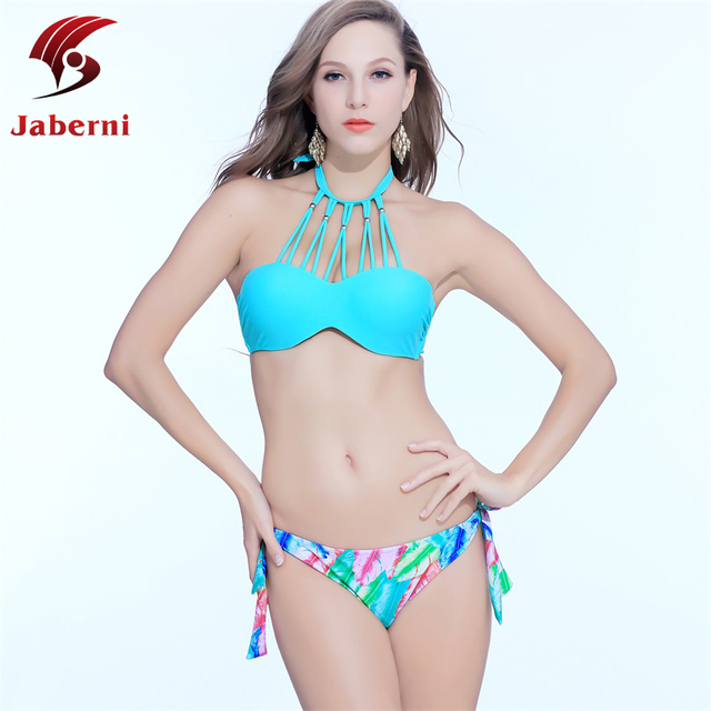 Крючком шикарный стиль микро бикини повода-образным вырезом пляжный отдых купальники Tie Dye женский купальник бразильские летний топ купальный костюм